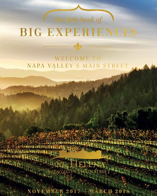 St Helena has my image on the cover of their Little Book of Big Experiences