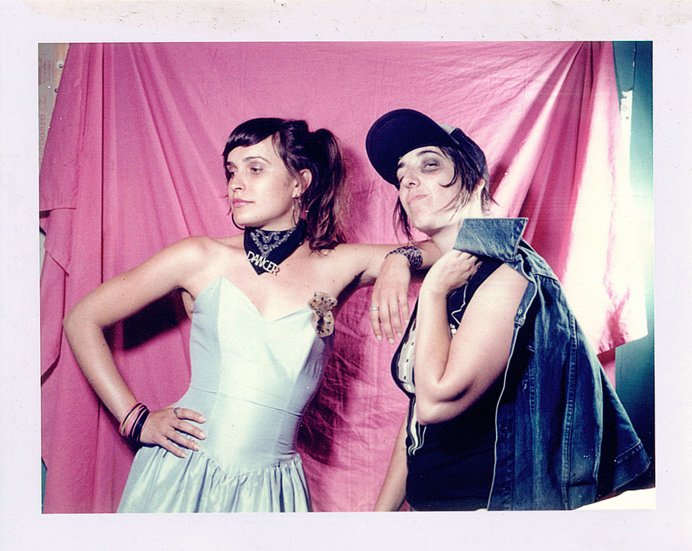 Untitled #7 (2007), Polaroid 669 (Polacolor ER), 8.6 cm x 10.8cm, 1/1