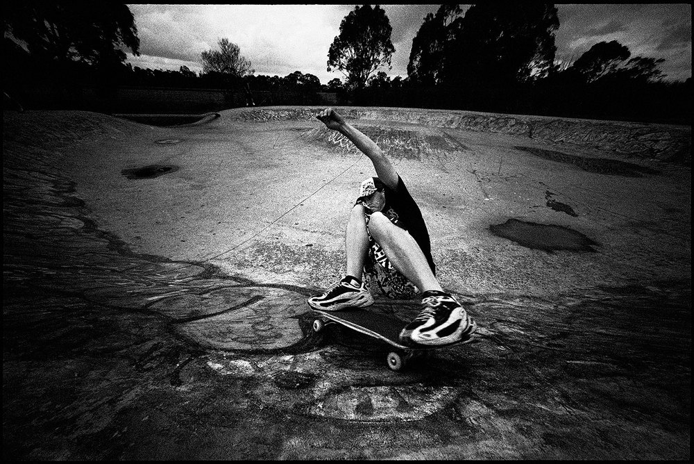 Kas, Macquarie Fields Bowl, NSW (2006), Archival Pigment Print, 59.4cm x 84.1cm
