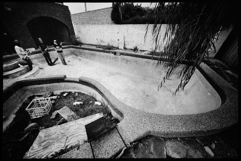 Backyard Pool, VIC (2004), Archival Pigment Print, 59.4cm x 84.1cm