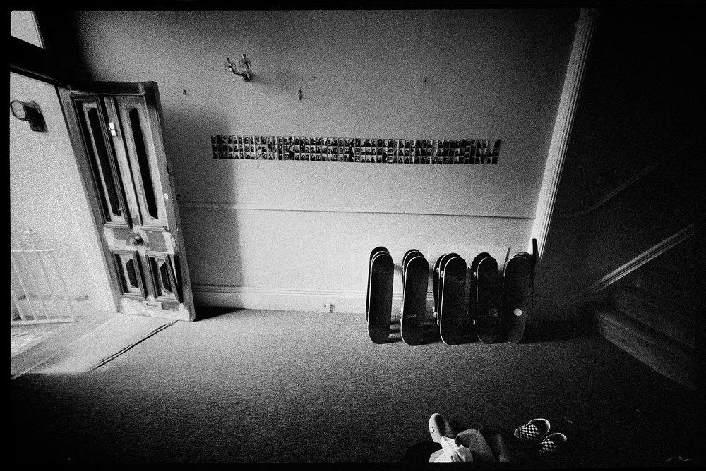Skateboards, VIC (2004), Archival Pigment Print, 59.4cm x 84.1cm