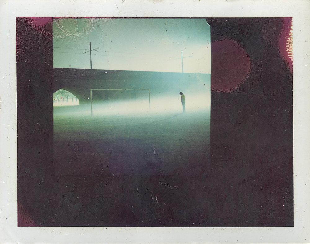 <i>Glebe</i>, 2007, Polaroid ER 669, 8.5 x 10.8 cm