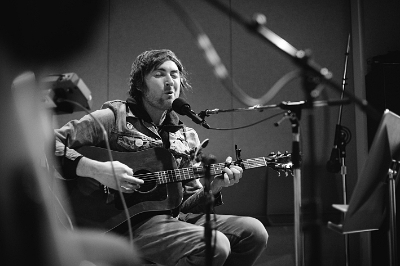 Click to listen to Ben's Radio Heartland appearance. Photo by Nate Ryan