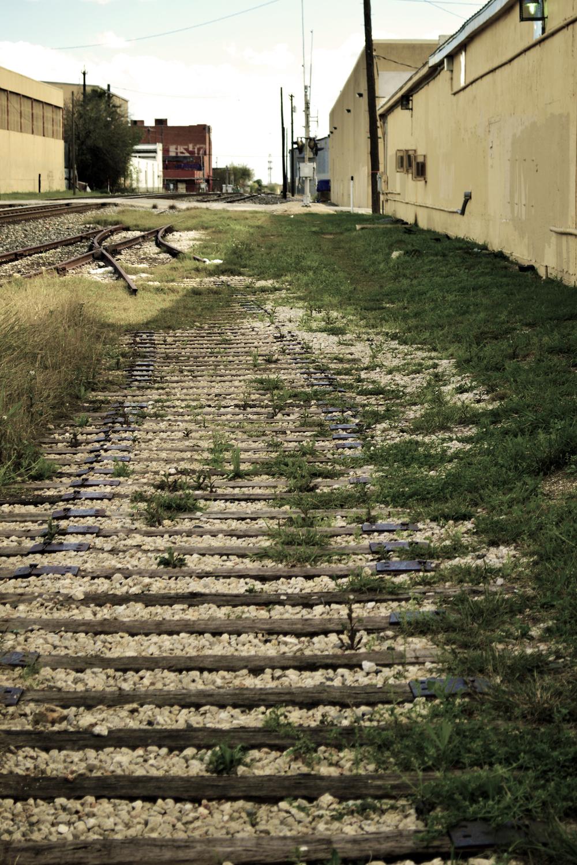 Missing Rails