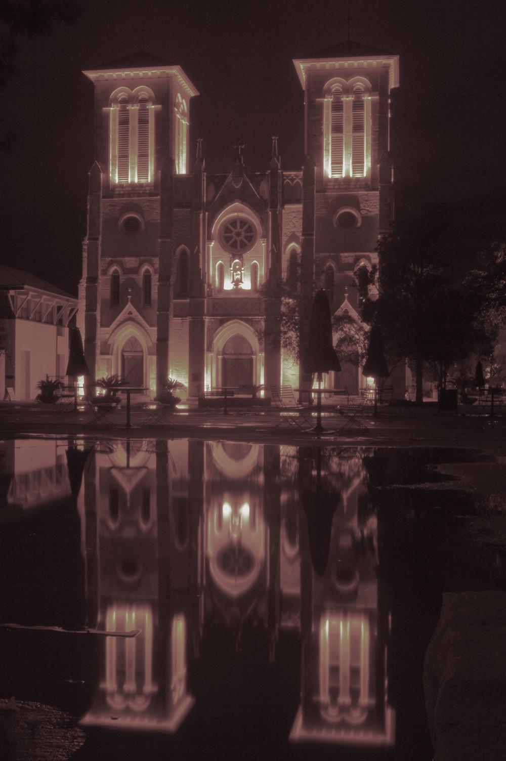 San Fernando Reflections