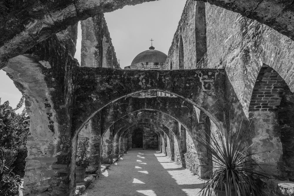 Arched Walkway II