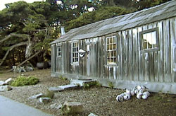 The Whaler's Cabin at Point Lobos..