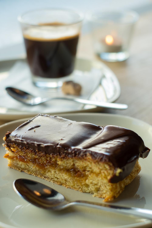 Chocolate cake + coffee.jpg