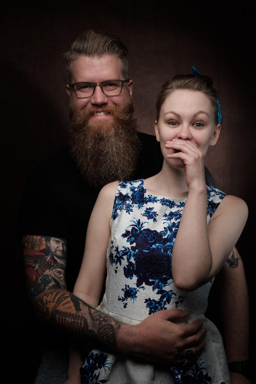 Bergen Barberstue - Anne Jorunn & Stian