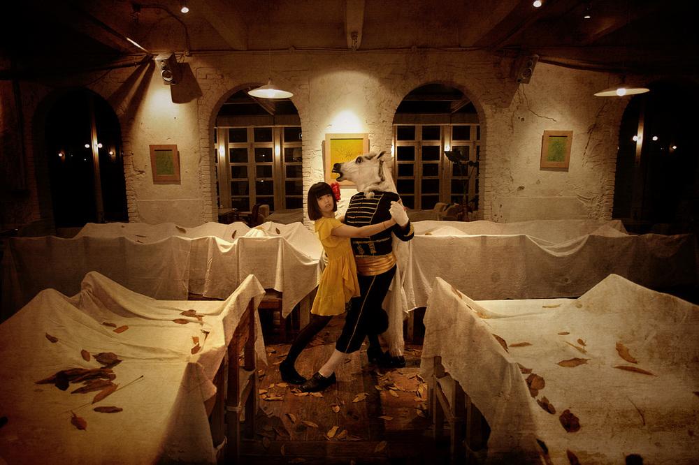 Last Tango in Shanghai #5, 2009