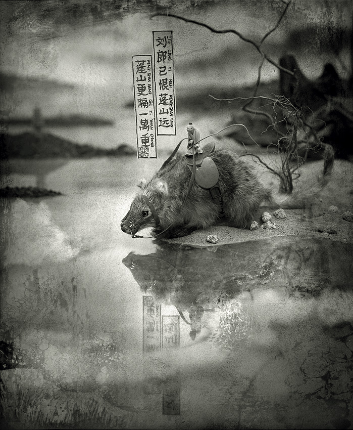 Sec Hand Tang Poem #1 90x75cm .jpg