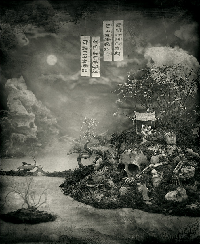Second Hand Tang Poem #8 (75x90cm).jpg