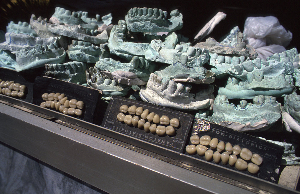 Dentist's Window, Kowloon Walled City,1989