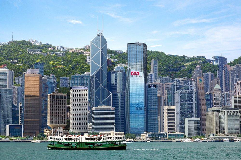 """葉家偉 Alexis Ip """"Victoria Harbour"""" [Hong Kong, 2018]"""