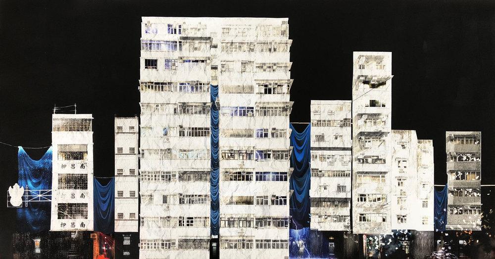 "Daphné Mandel ""Dark Alleys Part 1"" [Hong Kong, 2018]"