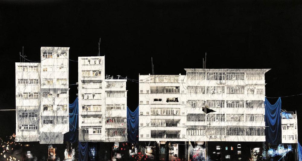 "Daphné Mandel ""Dark Alleys Part 2 [Hong Kong, 2018]"