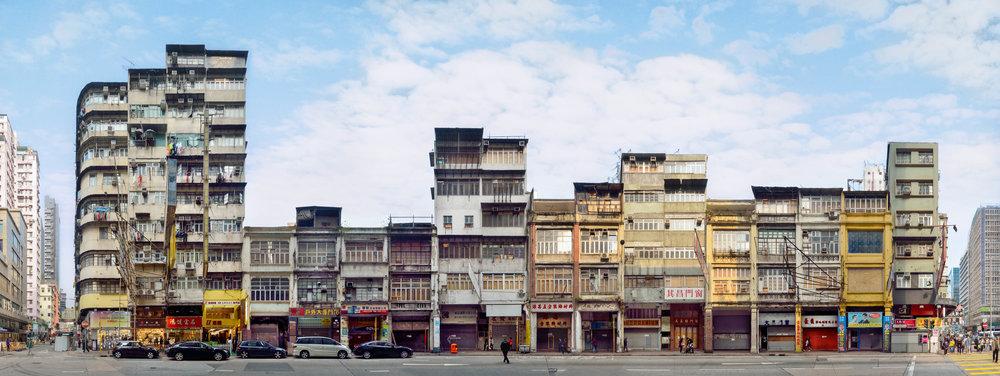 """Stefan Irvine & Jörg Dietrich """"Shanghai Street, Mongkok"""" (Hong Kong, 2016)"""
