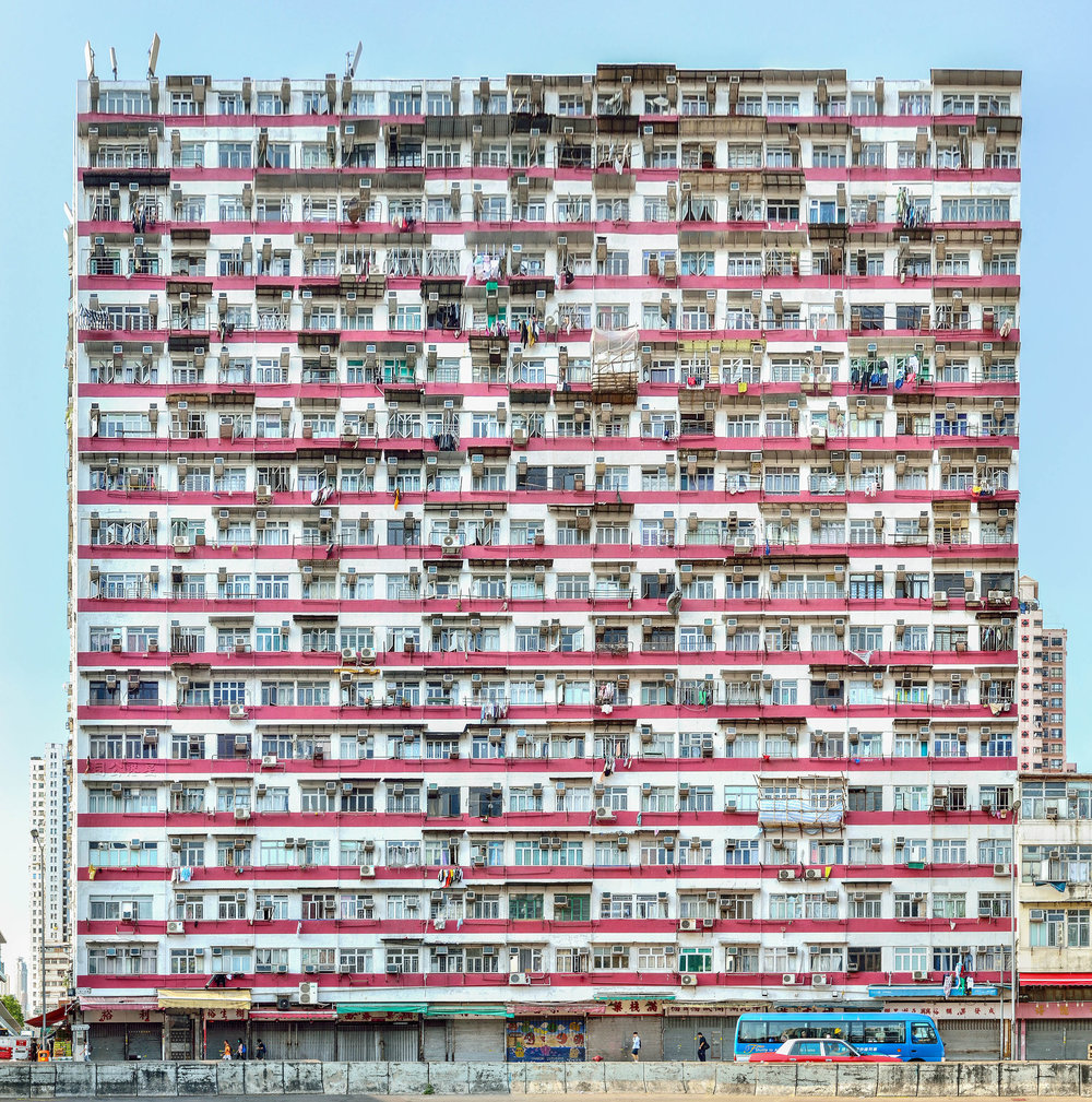 """Stefan Irvine & Jörg Dietrich """"Waterloo Road, Yau Ma Tei"""" (Hong Kong, 2017)"""