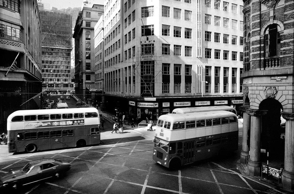 Pedder Street, 1974