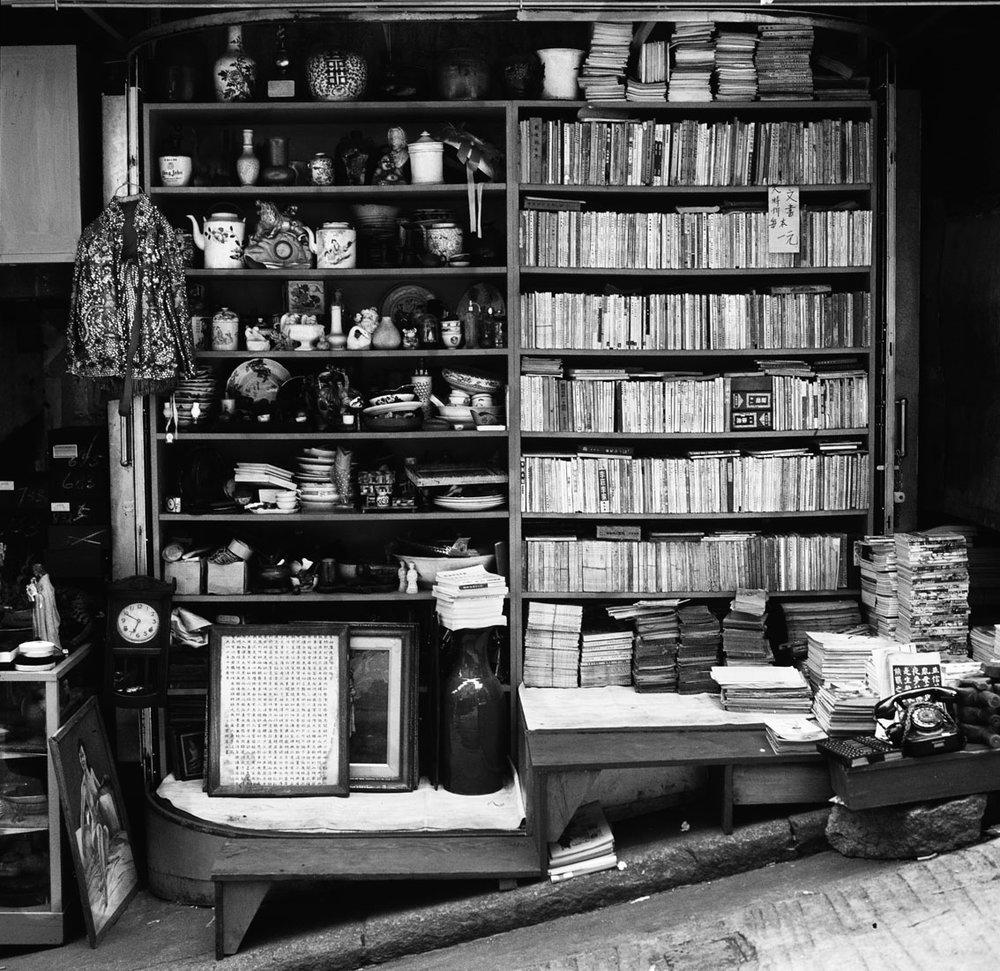 Cat Street Shops, 1980