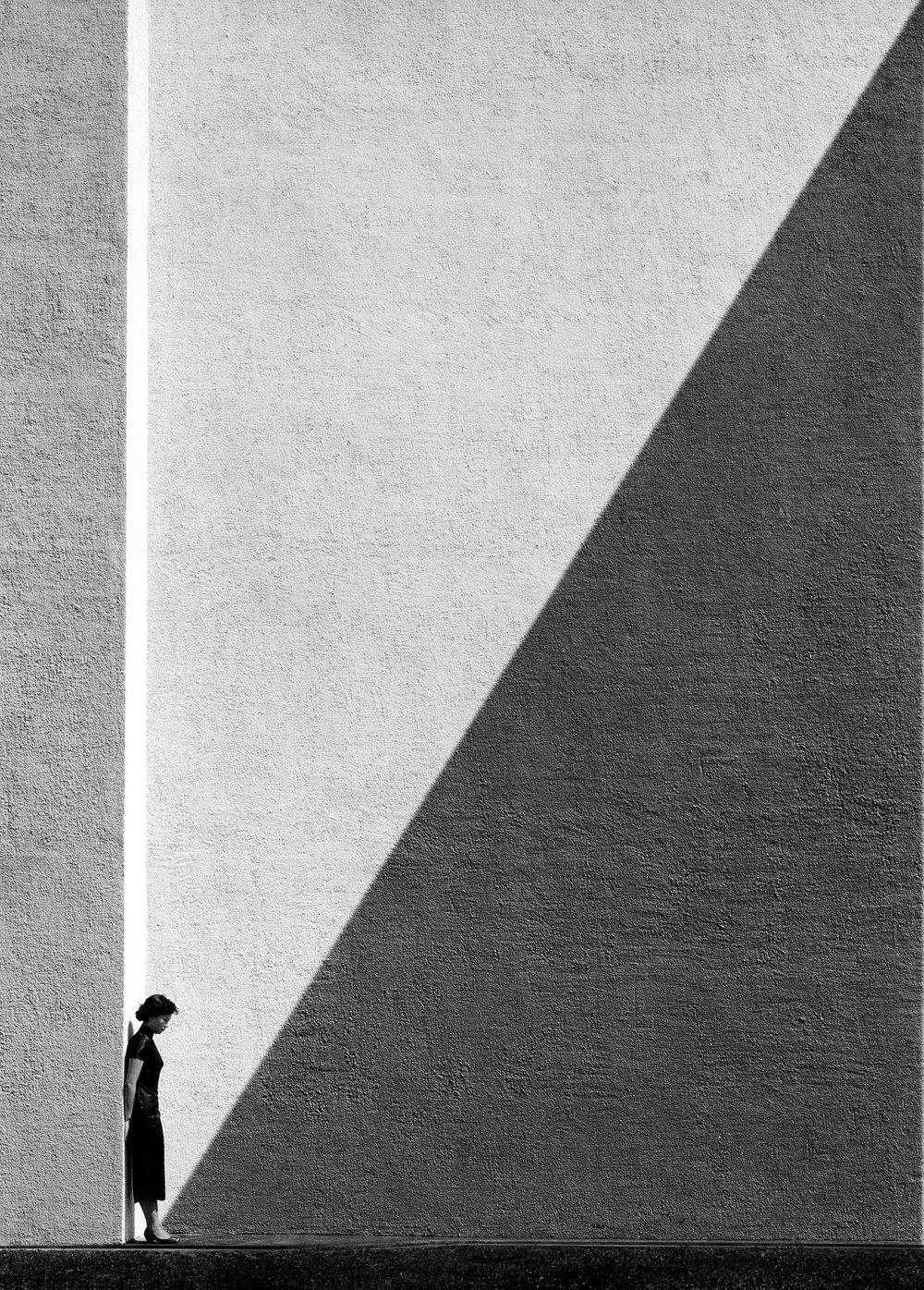 Fan Ho, Approaching Shadow, Hong Kong 1954