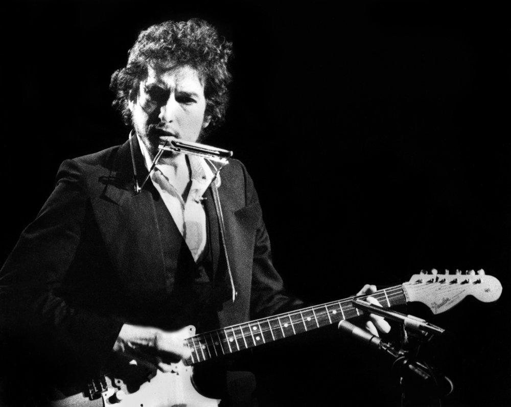 Gijsbert Hanekroot 'Bob Dylan' (USA, 1974)