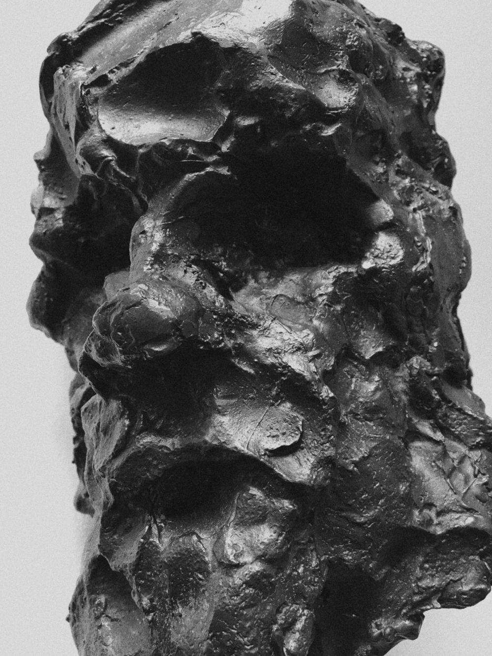 Head I  2015, bronze