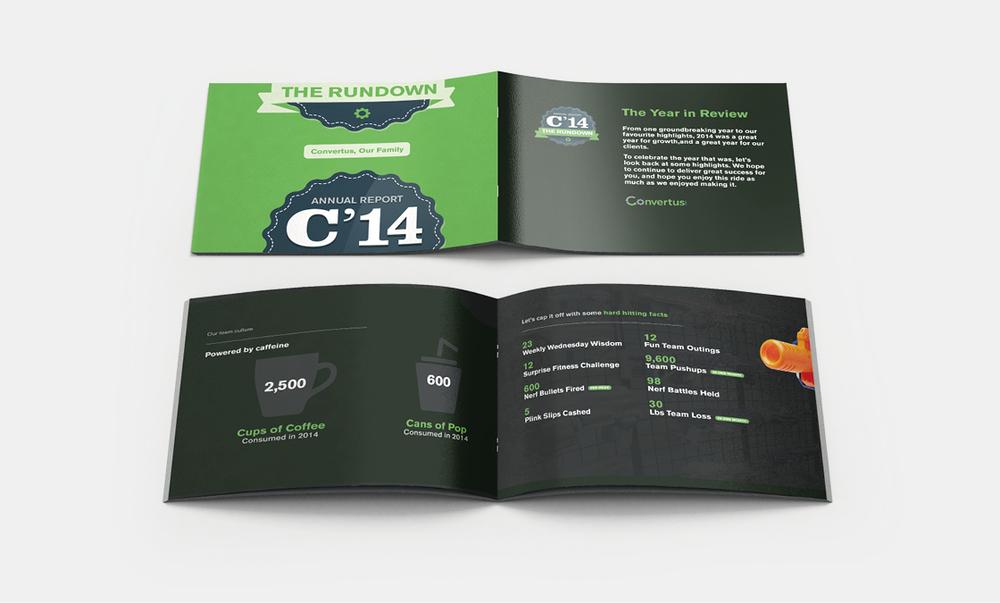 Convertus - Annual Report