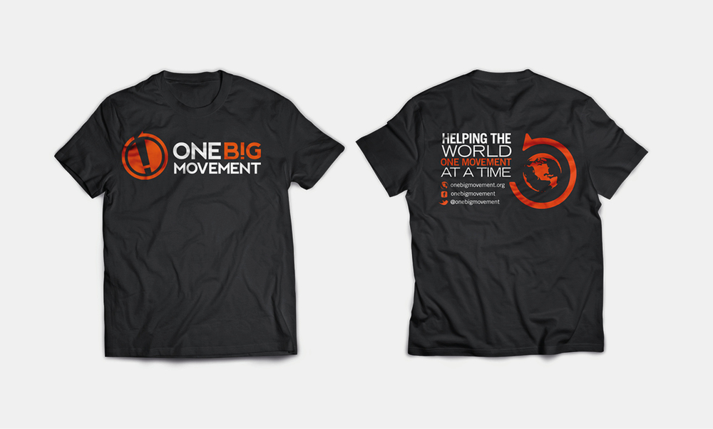 One Big Movement - T-Shirts