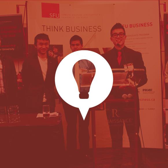 SFU Entrepreneurship of the year