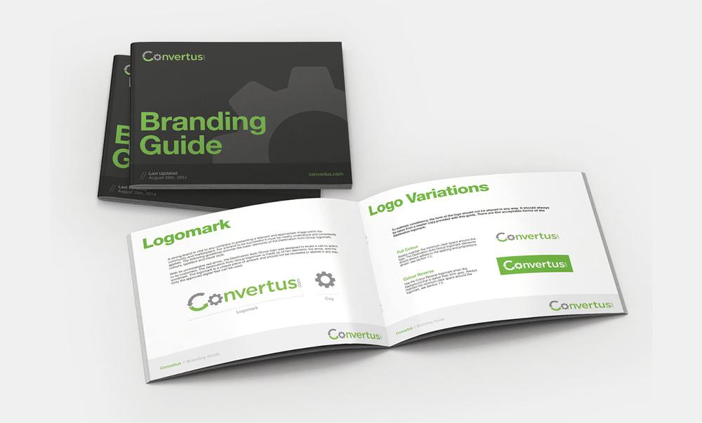 Convertus - Branding Guide