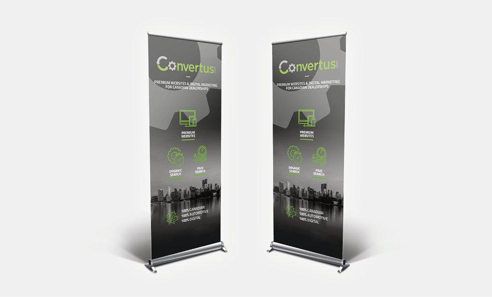 Convertus - Presentation Folder