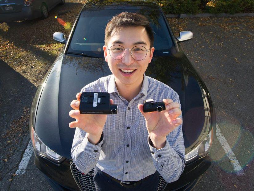 Alex, founder of BlackboxMyCar