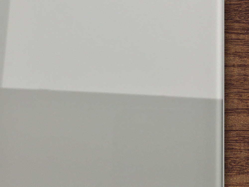 WHITE LACOBEL   (Opaque Glass)