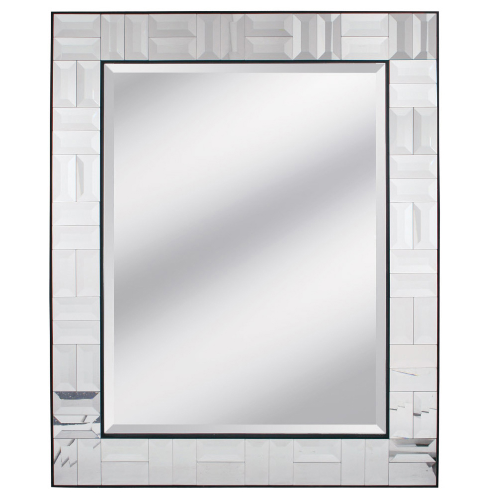 TIFFANY MIRROR   Dimension: W 123cm x H 153cm