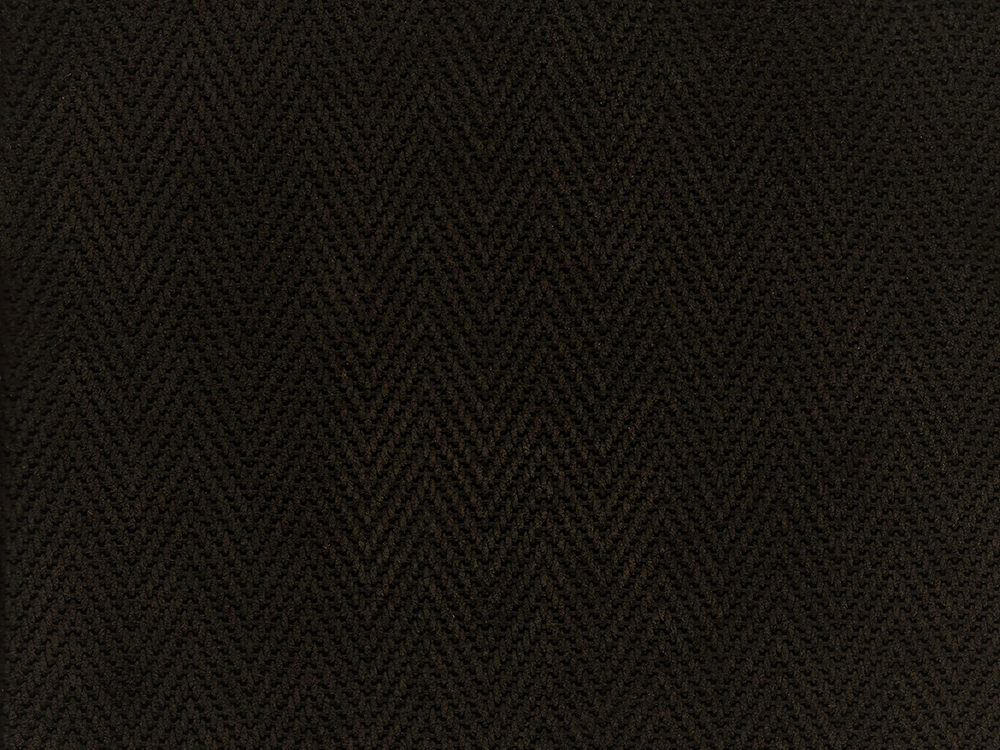 Standard Leather -  SUEDED HERRINGBONE MOCHA