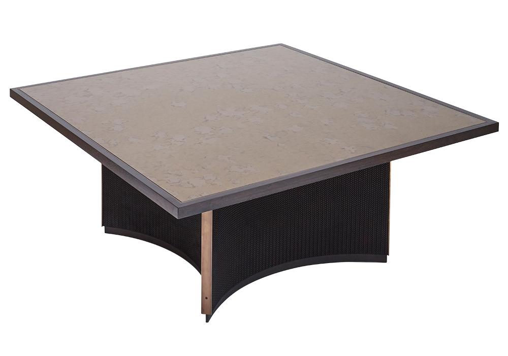 GRAMERCY   Standard Dimension: W 120cm x D 120cm x H 50cm