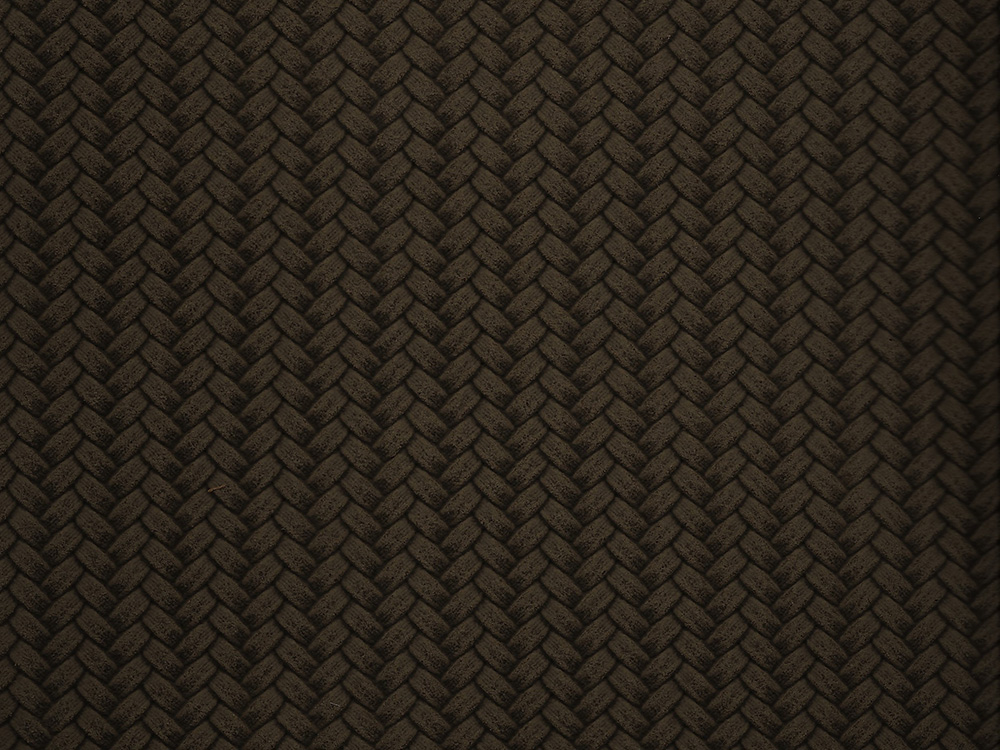 MOCHA SUEDED HERRINGBONE
