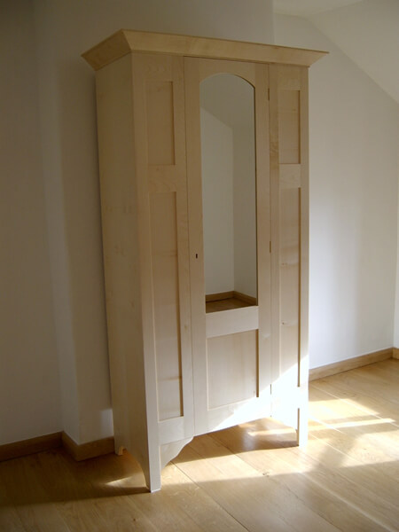 Single Freestanding Wardrobe