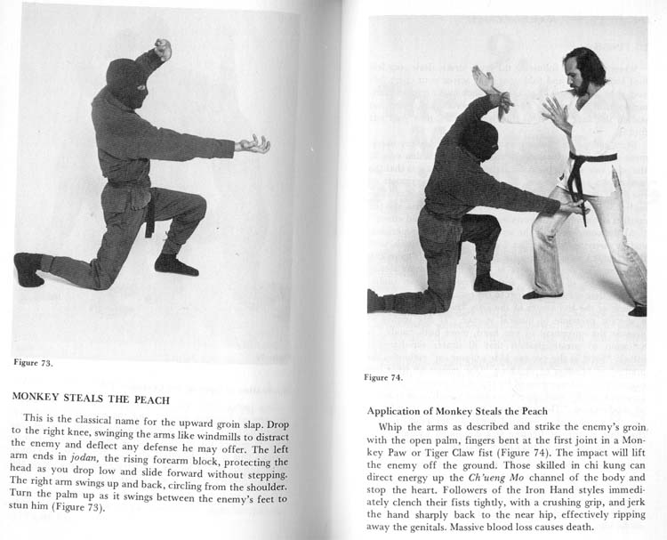 martial artists watch out