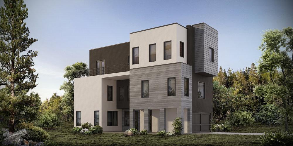 Bespoke Town home Residences