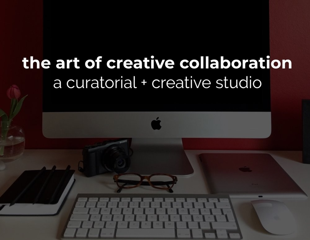 Kreativ Collabs is a curatorial + creative studio, located in Mariestad Sweden. The studio collaborates with art, creative and expat entrepreneurs in constructing exclusive brand identities, curating creative content, sharing extraordinary stories and collaborating internationally.