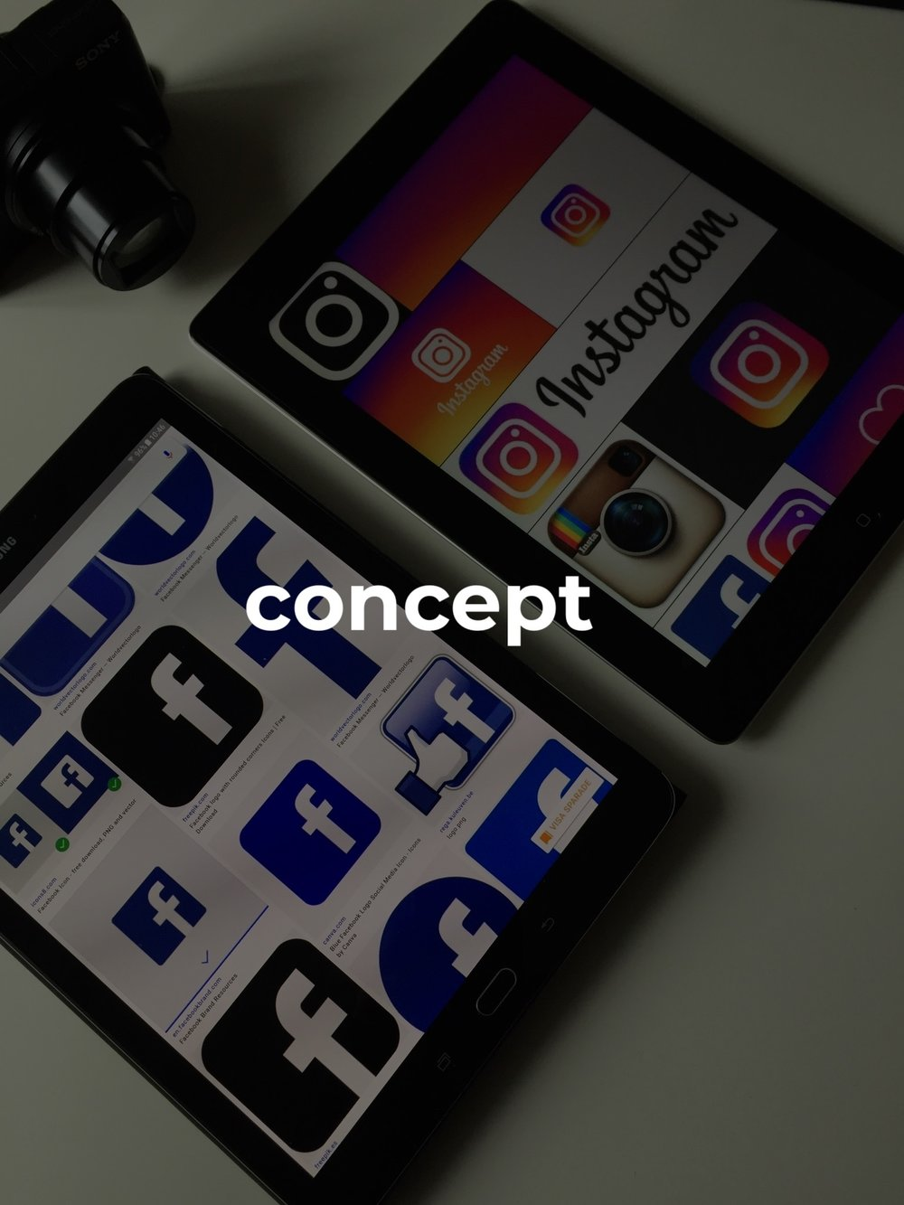 #concept   select your platform (or platforms) and i will set up your profile, who to follow and share content.
