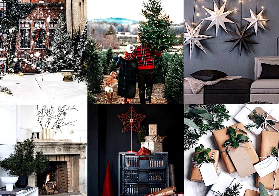 photo credit/source: 1. residence magazine - 2. a very harry christmas - 3. ikea - 4. jonas bjerre poulsen (for residence magazine) - 5. poppy talk - 6. the every girl