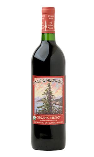 Pacific Redwoods Organic Merlot
