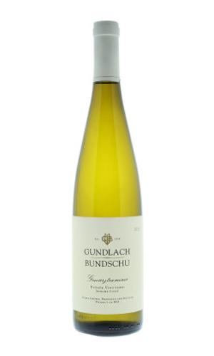 Gundlach Bundschu Gewurztraminer