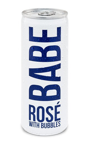 Babe Rose With Bubbles 4-Pack