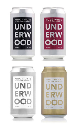 Underwood Wines Single Cans