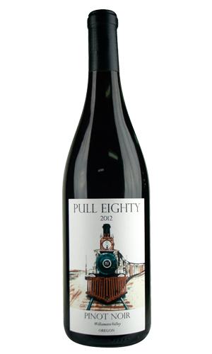 Pull Eighty Willamette Valley Pinot Noir