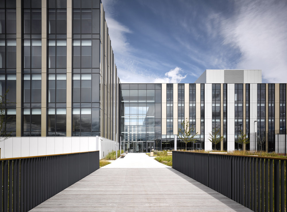 ABERDEEN INTERNATIONAL BUSINESS PARK